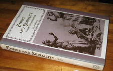 Empire and Sexuality: The British Experience  Ronald HYAM - 1st HbDj  UNread WoW