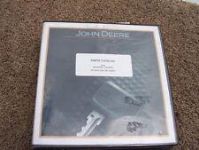 John Deere 410J Backhoe Loader Parts Catalog Manual PC10070