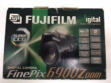 FujiFilm - FinePix 6900 Zoom Digital Camera