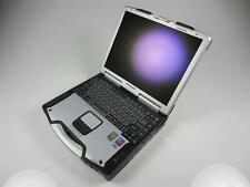 PANASONIC TOUGHBOOK CF-29 INDUSTRIAL RUGGED LAPTOP, WIFI, 320GB HD, 1.25GB RAM