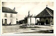 CP 01 - AIN - St-Nizier-le-Bouchoux - Le monument aux Morts
