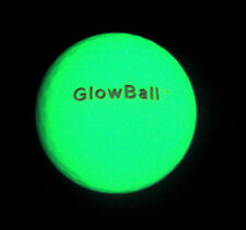 4 Glowball Night Golf Balls  ~  Day, Twilight or Night Golf  ~  Glow in the dark