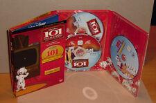 DVD 101 Dalmatiner 1 + 2 Walt Disney  3 Disc Platinum Edition (2008) sehr gut