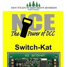 NCE 116 Switch-KAT Kato Unitrak LGB Turnout Accessory Decoder MODELRRSUPPLY