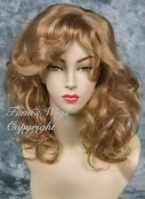 Style Classique Longueur Épaule Perruque Frisée En Multi-Blond De Fumi Wigs GB