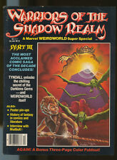 Marvel Super Special  Magazin   13  Warriors of the Shadow Realm   Marvel US
