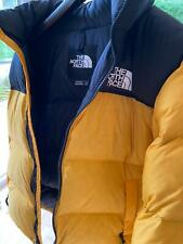 Original The North Face Retro Nuptse yellow, Gr. S