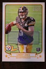 2013 Topps Magic - Landry Jones Rookie Auto - Steelers