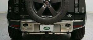 Land Rover OEM Defender L663 2020+ Rear Bumper Cover Starlight Satin Defender X