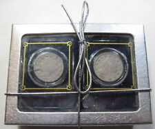 1911 and 1912 Liberty 'V' Nickels in Gift Box (#712h)*