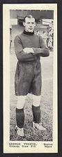 Topical Times - Miniature Panel Portraits 1937 - Tweedy - Grimsby