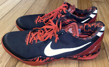 Nike Kobe 8 System PP Philippines Pack Red Black 613959-002 Size 13