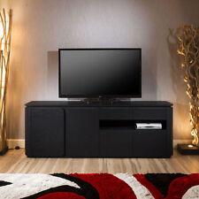 Unbranded Black Living Room Sideboards, Buffets & Trolleys