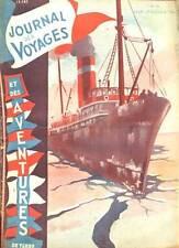 REVUE JOURNAL DES VOYAGES N°34. 1946.
