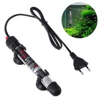 Aquarium Submersible Heater Anti-Explosion Fish Tank Water Adjustable Heating