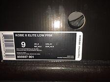 Kobe 10 X Elite Low HTM Race Car Size 9