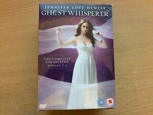 Ghost Whisperer The Complete Series Seasons 1-5 (DVD 2005 29-Disc) R2 Brand New