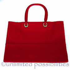 Oroton ENTOURAGE Tote Leather Shoulder Handbag Chilli