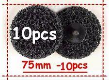 Roloc 75mm Stripping Discs Poly Abrasive Discs Smart Repair 10pcs Free Postage