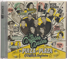 CD / DVD Los Angeles Azules NEW De Plaza En Plaza Cumbia Sinfonica FAST SHIPPING
