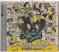 CD / DVD Los Angeles Azules NEW De Plaza En Plaza Cumbia Sinfonica FAST SHIPPING