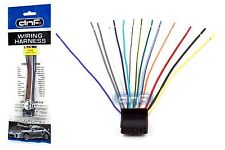 Pioneer Wiring Harness DEH-P510UB DEH-P550MP DEH-P560MP - FREE SAME DAY SHIPPING