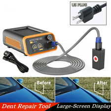 800W Upgrade LCD Automobile Body Repair Machine Paint Dent Induction Heater Tool