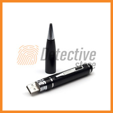 Spy pen camera CAM-2K for discreet surveillance during the business meetings