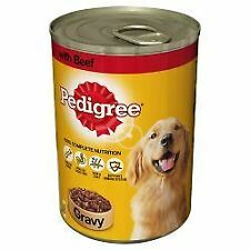 Pedigree Can in Gravy with Beef 400G - 400g - 117510