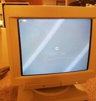 Vintage Apple Multiple Scan 15 Display Color Monitor M2943 Computer Electronics