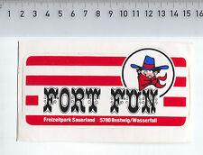 Decal/Sticker - Fort Fun Freizeitpark Sauerland Bestwig