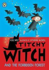 Titchy Witch and the Forbidden Forest-ExLibrary