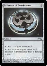 TALISMAN OF DOMINANCE Mirrodin MTG Artifact Unc