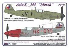 AML 1/48 Avia S-199 Mezek Pièce II #C8011