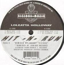 Loleatta Holloway – Hit-N-Run - Vicious Muzik – 1254-1 - Usa 1996