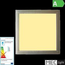 LED Panel - 18W - 24V Gleichspannung 1300Lm -eckig- 30x30cm in warm-weiß (3000K)
