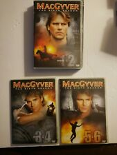 Macgyver: The Complete 6th Season - Dvd -