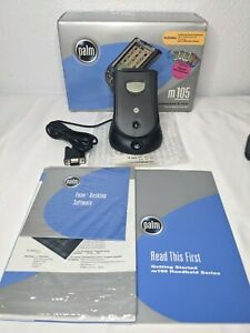 Palm m105 Personal Handheld Organizer Pocket System Handheld 8MB New Open Box
