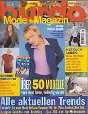burda Mode + Magazin 1/1999