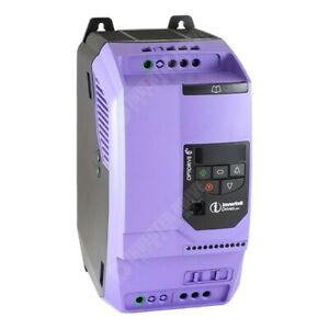 2 x Invertek Optidrive E2 IP20 11kW 400V 3ph AC Inverter Drives