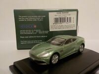 Model Car, Aston Martin Vanquish, Apple Green, 1/76 New