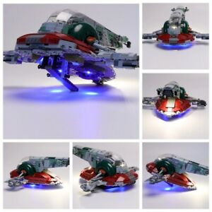 Led Light Kit For 75243 For Star Wars Slave l Building Blocks FAST SHIPPING!!