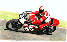 MIKE HAILWOOD - BSA ROCKET 3 - Ltd. Edition Print