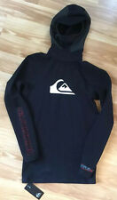 Hooded Quiksilver Ignite 0.5 Hyperstretch Wetsuit Jacket Small 48 New With Tags