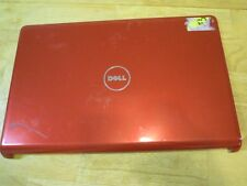 Dell Inspiron 1564 Red Lid - LCD Back Cover with Webcam #275-10