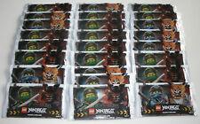 LEGO Ninjago Trading Cards Serie 2 Masters Of Spinjitzu komplett Display