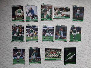 Panini Scottish Football 1992 Stickers Hibernian