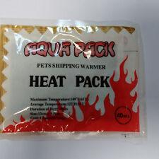 10 x Aqua Pack , Heat Pack , Heatpack , Heatpacks , 40 h für den Tiertransport