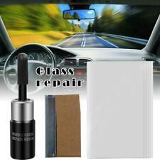 Automotive Glass Nano Repair Fluid Car Windshield Resin Crack Repair Tool Kit