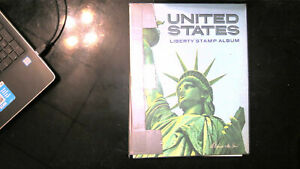 US BACK OF THE BOOK COLLECTION IN LIBERTY ALBUM, MINT/USED